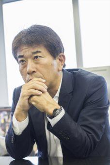 株式会社ベネフィット・ワン 代表取締役社長 白石徳生さん