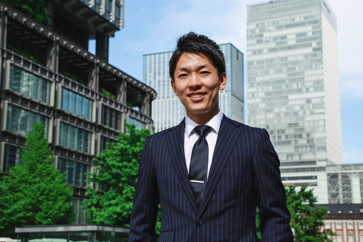 SYN Group 株式会社 菅原慎さん